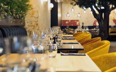 Le restaurant MAD MEN s'associe avec KNS lease