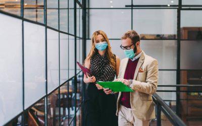 Masques chirurgicaux disponibles chez KNS lease – Offre limitée